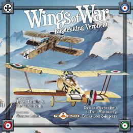 Wings of War - Rugdekking Verplicht!