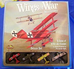 Wings of War Miniatures - De Luxe set