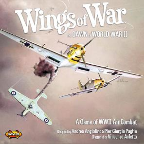 Wings of War - The Dawn of World War II
