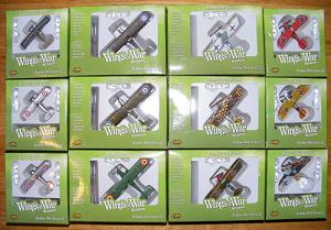 Wings of War Miniatures - Airplane Packs Series 3